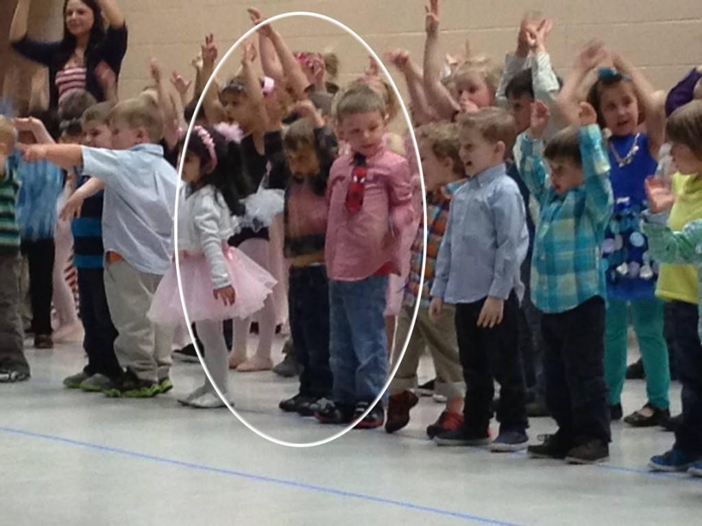Preschool-concert